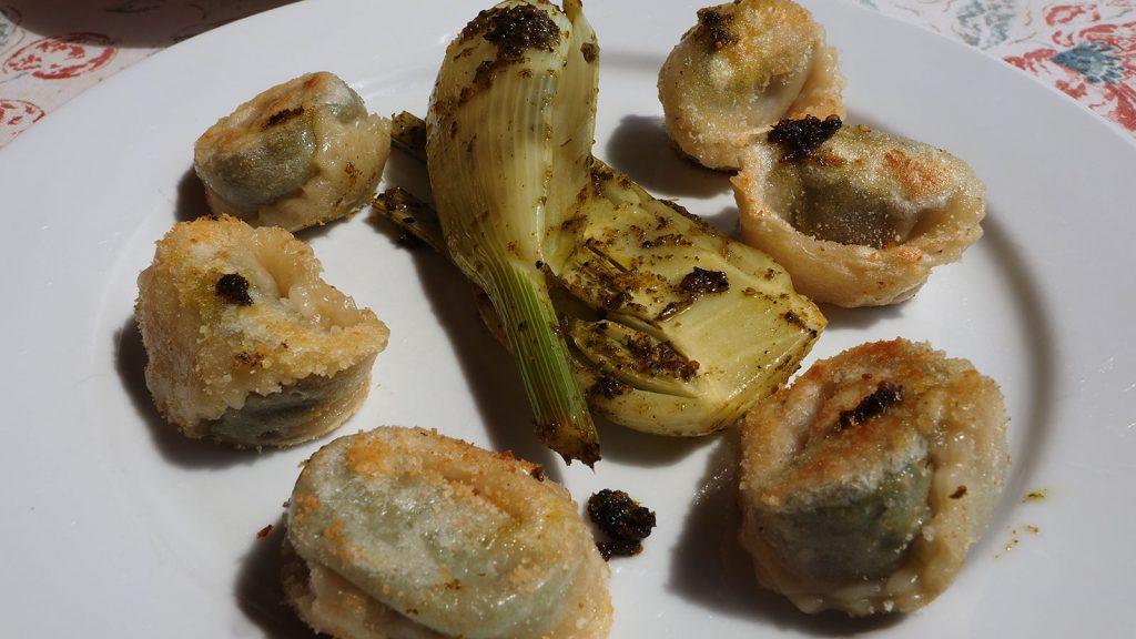 Fenchel Tortellini